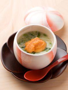 茶碗蒸し(Chawam Mushi)