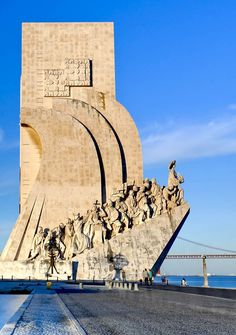 The Monument to the Discoveries, Lisbon. Portugal | 32 Stupendous Places in Portugal every Travel Lover should Visit