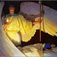 Guardian Angel - God's strong warriors to watch over those who believe