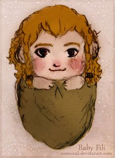 Baby Fili by Comsical on deviantart
