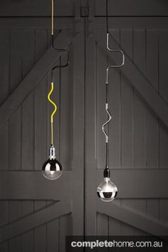 cable jewellery pendant lights from volker haug cable lighting pendants