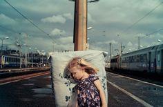 Sleeping Series by Alice Lemarin Via  Fubiz™