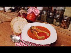 Halászlé / Szoky konyhája / - YouTube Hungarian Recipes, Youtube, Breakfast, Food, Chowder, Morning Coffee, Essen, Meals, Youtubers
