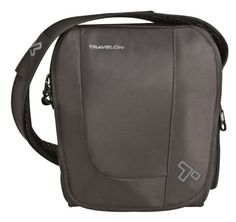 Travelon AntiTheft Urban Tour Bag Black One Size >>> Click image for more details.
