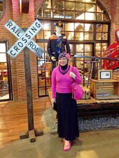 My Hijab..My Style By ArieAnoy ~ Jakarta