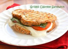 Can't wait to make this with the tomatoes and basil I will grow in my garden this year!  Yum!