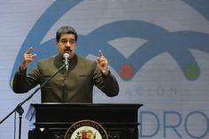 Maduro pretende invocar que puede hacer lo que le de la gana en Venezuela sin causar alarma internacional - http://wp.me/p7GFvM-Fhq