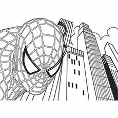 spiderman coloring pages free Spiderman Coloring Pages For Kids