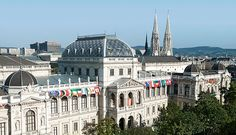 University of Vienna | After studying in Prague, I continued my studies in Vienna
