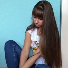 #прическа #длинныеволосы #волосы… by @kri_kov - PICBI