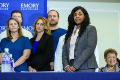 Dallas Nurse Discharged From Emory Hospital After Recovery From Ebola Virus and share her experience.