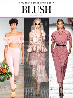 The Top 8 Milan Fashion Week Trends for Spring 2017 | StyleCaster
