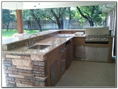 25 Wonderful Outdoor Kitchen On Porch. If you are looking for Outdoor Kitchen On Porch, You come to the right place. Here are the Outdoor Kitchen On Porch. This post about Outdoor Kitchen On Porch wa. Outdoor Kitchen Plans, Outdoor Kitchen Countertops, Backyard Kitchen, Outdoor Kitchen Design, Backyard Patio, Outdoor Cooking, Formica Countertops, Prefab Outdoor Kitchen, Small Outdoor Kitchens