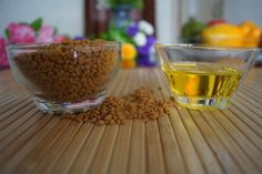 Remedies For Hair Hair Care: 12 Home Recipes With Fenugreek (Methi) Seeds For Hair Growth. Home Remedies For Baldness, Hair Remedies For Growth, Hair Growth Tips, Hair Loss Remedies, Natural Remedies, Nail Growth, Recipe With Fenugreek, Fenugreek For Hair, Hair Loss Cure