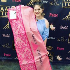 Congratulations Macy on purchasing your gorgeous Zoey Grey prom gownWe appreciate you choosing All About The Dress as your Prom go toYour officially an AATD Beauty #allaboutthedress #zoeygrey #prom2017 #aatdbeauty - http://ift.tt/1HQJd81