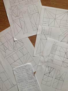 pattern puzzles | Zero-Waste by David Andersen