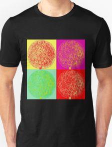 """""""Vintage Dreams"""" - Dandelion Pop ART Style x4 T-Shirt"""