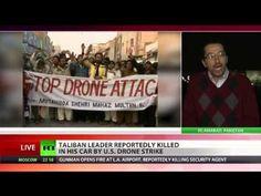 US drone strike kills head of Pakistani Taliban(OFFICIAL VIDEO)