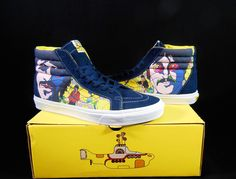 3085cc8348 Vans The Beatles SK8 Reissue