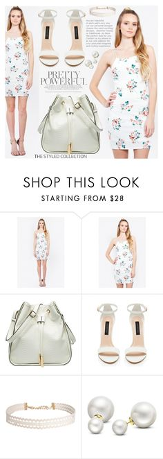 """""""18th Birthday"""" by vanjazivadinovic ❤ liked on Polyvore featuring Humble Chic, Allurez, polyvoreeditorial, Poyvore and thestyledcollection"""