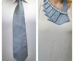 Un nuevo giro en el viejo corbata!