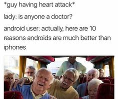 Android users...