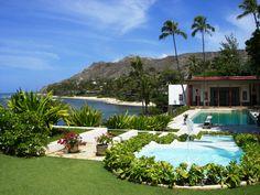 Shangrila, Doris Duke Estate, Honolulu, Hawaii