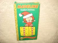 MADELINE'S CHRISTMAS-VHS
