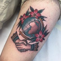 Thanks Ollie for coming to get this... Have a good trip @blackgardentattoo…