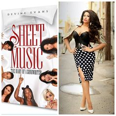 So excited to be a part of this project and to have worked with so many amazing people.  I wish a book like this had existed when I first started in the business.  Happy that we can help empower women with this beautiful movement  #diaryofasongwriter #devineevans #music #sisters #unity #warriors #sheetmusic #power #love #hope #message #revival Pre-order your copy @thediaryofasongwriter  @the_devine_evans_experience by magalidelarosa