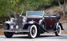 Cadillac V-16 All Weather Phaeton 1932. ★。☆。JpM ENTERTAINMENT ☆。★。