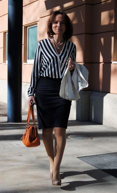 Lady of Style. A Fashion Blog for Mature Women. - ANOTHER ME OUTFIT.
