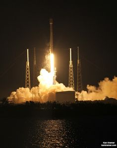 SpaceX scored a spectacular launch success last night when the maiden flight of their upgraded Falcon 9 rocket scorched the sky of the Florida Space Coast and successfully delivered a commercial space satellite to geostationary orbit for the first time ever – thereby revolutionizing the commercial space industry from this day forward.