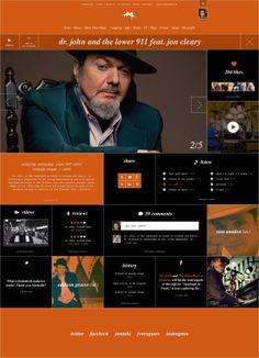 Roskilde Festival - Digital Platform (pitch) on Web Design Served