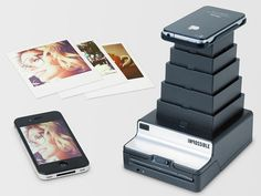 impossible iphone polaroid camera