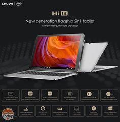 [Codice Sconto]CHUWI Hi13 2 in1 Tablet PC 4/64 Gb EU PLUG Silver a 236€ #Xiaomi #Chuwi #Coupon #Hi13W #Offerta https://www.xiaomitoday.it/?p=27315