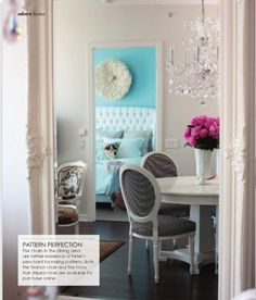 Canadian apartment featured in Adore Home Magazine
