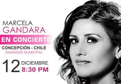 Marcela Gandara en #Concepción, #Chile | 12 Diciembre 2015   Info ►goo.gl/jsyRYT Recital, Christian Singers, My Music, Concerts, Hair Beauty, Concert