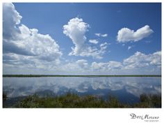 Reflections of sky on water, Botswana Reflection, To Go, Clouds, Sky, Water, Places, Outdoor, Heaven, Water Water