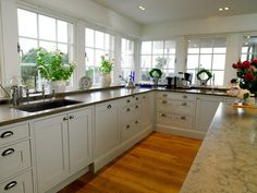 Inspiration bänkskivor i kök. Bilder på bänkskivor.