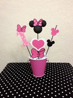 Hey, I found this really awesome Etsy listing at https://www.etsy.com/listing/128632011/minnie-mouse-birthday-decoration