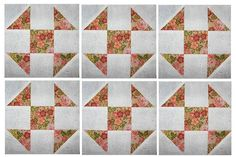 Shoo Fly Quilt Blocks Are Perfect for Beginning Quilters