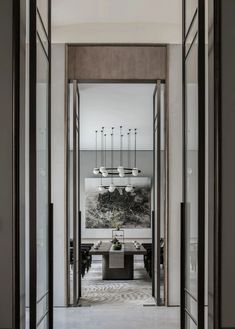 Oversized Mirror, Divider, Dining, Room, Furniture, Corridor, Home Decor, Public, Bedroom