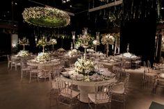 Casamento De Luxo Em Brasília Aposta Em Múltiplos Estilos De Decoração, Todas Com Toques De Modernidade E Muita Sofisticação. Inspire-se E Sonhe Com O Seu!