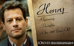 Trust us, Dr. Henry Morgan is a man you'll want to get to know.  #Forever premieres TONIGHT and tomorrow 10|9c on @abctelevision