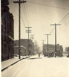 1920s chase crek clifton az snow