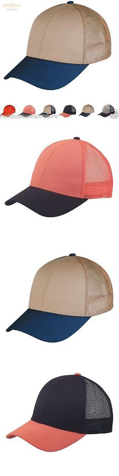 low crown baseball caps triple cape girardeau fitted accessories lot cotton twill mesh trucker hats hat