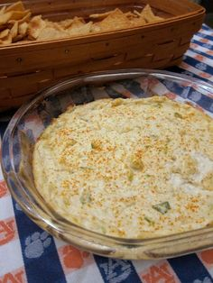Hot Crab Dip - Football Friday | Plain Chicken