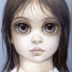 Dear-Love by Margaret Keane