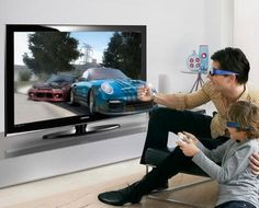 """Along with the development of 3D technology and mass media, 3D animation video has enhance the publicize of electronic games. 3D animation is embedded into every aspect of the game. The photo is the screenshot for a video game named """"Need for Speed"""" . The integration of the background music, sound effects,special 3D visual graphic editing have shown the speed and passion of the racing vehicle. It may caught gamers into the scene and swings the mood of the gamers."""